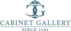 Cabinet Gallery – A Premier Kitchen Design & Installation Provider Logo